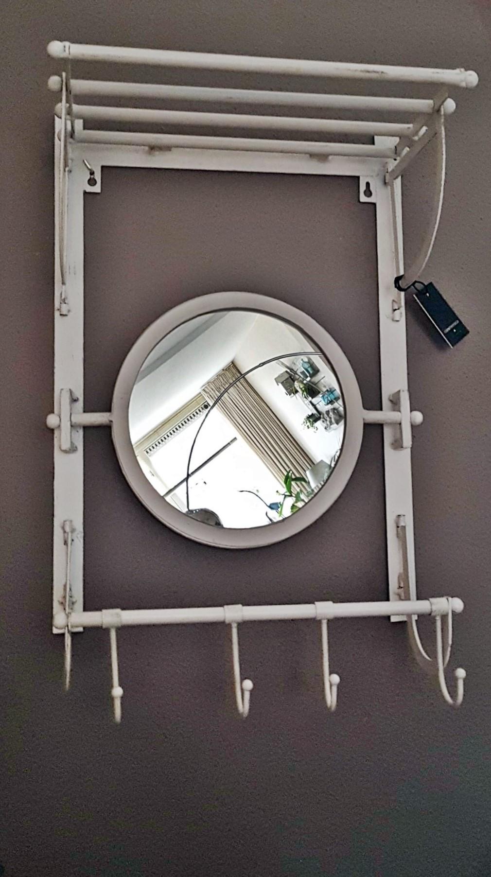 Kapstok met spiegel CF