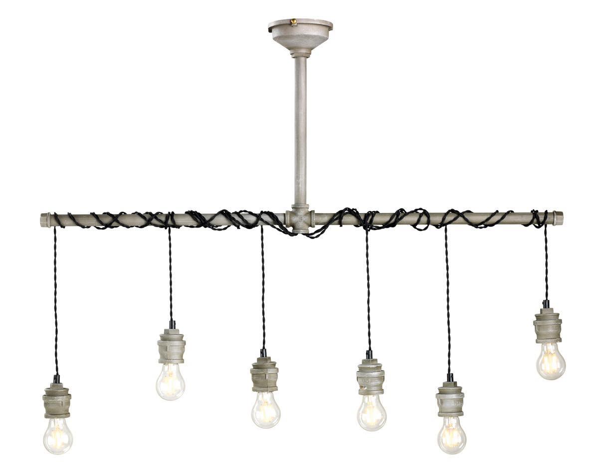 Lamp metaal